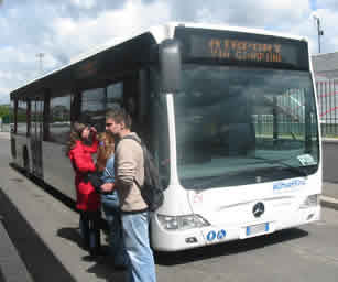 Rome Ciampino Airport Bus Services To Rome City But Which