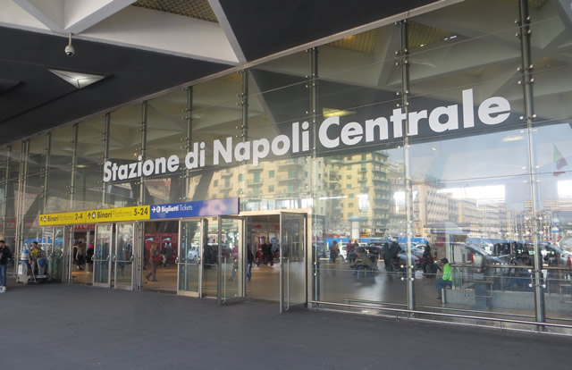 Hotel Napoli Centrale Piazza Garibaldi
