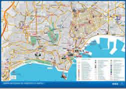 Naples City Public Transport Map