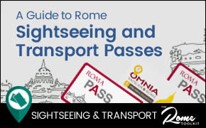 Rome Sightseeing & Transport Passes