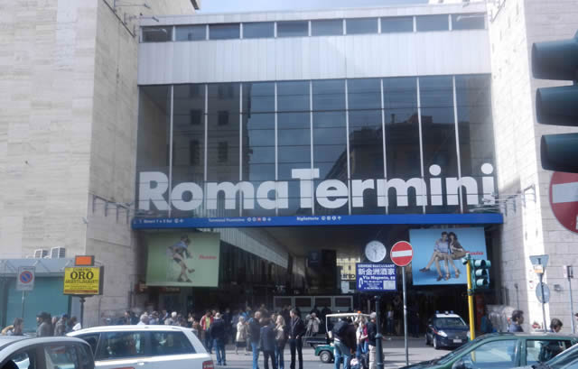 Termini Station Rome A Practical Guide For Visitors