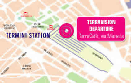 how to get from termini to ciampino airport