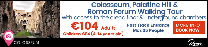 Colosseum & Roman Forum Walking Tour Prices