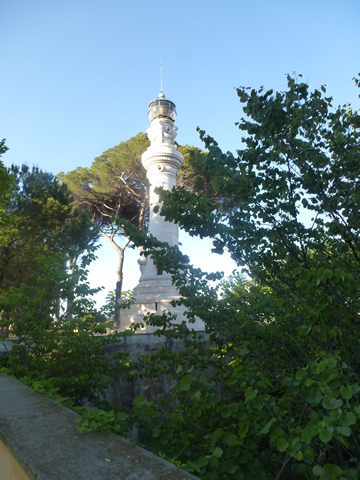 The Lighthouse of Manfredi Rome