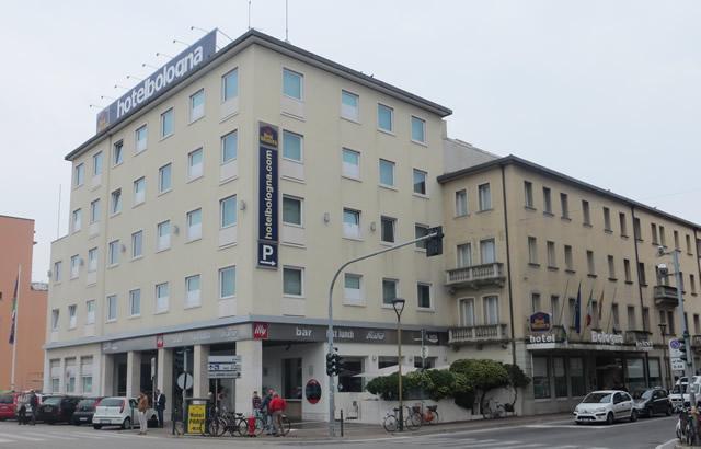 4 star hotel venice mestre: