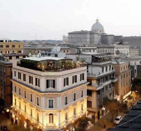 Vatican City Hotels Near To St Peter S Rome Wih Locations