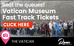 Vatican Museums Fast Track Tickets