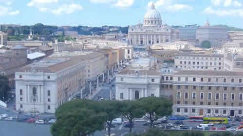 Rome.info > Vatican city