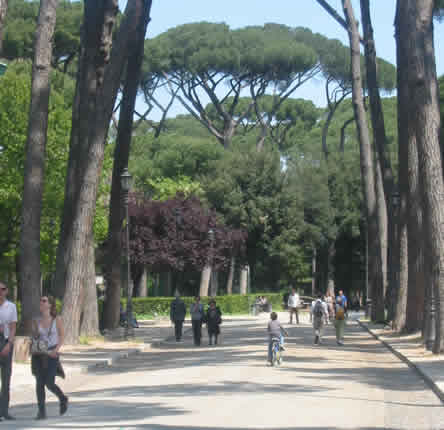 Directions To Villa Borghese