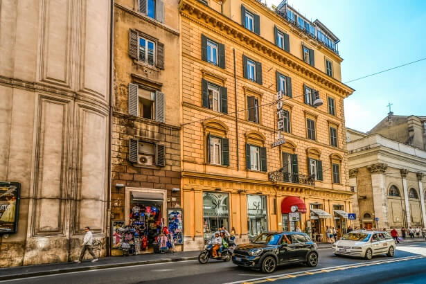 Hotels In The Ancient City Centre Of Rome A Good Choice